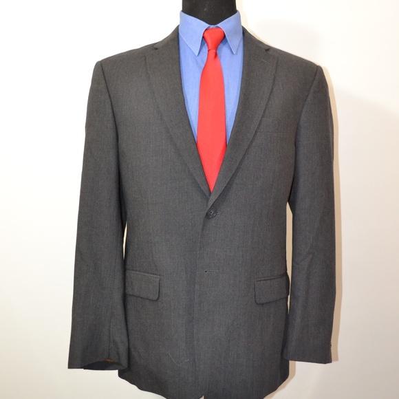 Jos. A. Bank Other - Jos A Bank 41R Sport Coat Blazer Suit Jacket Gray